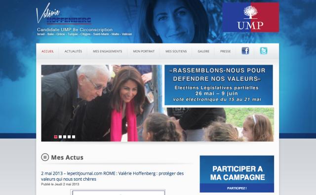 Bienvenue sur le site Officiel de Valérie Hoffenberg